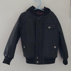 EUC boys bomber jacket